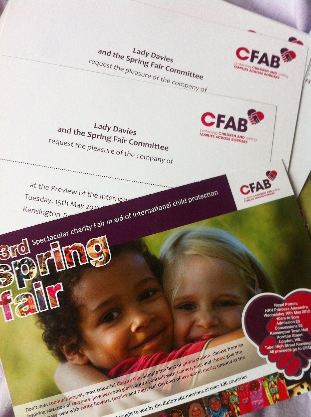 Cfab Spring Fair